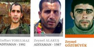 2 milyon TL ödülle aranan teröristler öldürüldü