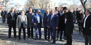 Bakan Arslan, 'Osmanlı Mahallesi Projesi' çalışmalarını başlattı