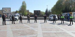 81 ilde Türkiye Güven Huzur Uygulaması gerçekleştirdi