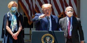 Trump'tan korona aşısı çalışmalarıyla ilgili açıklama