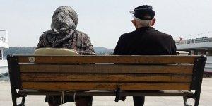 Yaşlılar Beşiktaş sahiline akın etti
