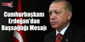Cumhurbaşkanı Erdoğan'dan Başsağlığı Mesajı