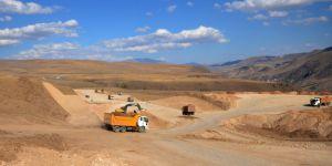 Sarıkamış'ta baraj inşaatında 1 kişi hayatını kaybetti