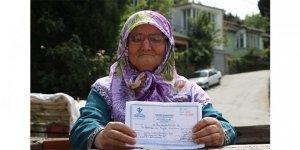 10 yıldır hayalini kurduğu su kuyusu için 3 aylık maaşını bağışladı