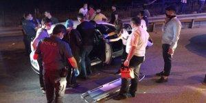 Adıyaman'da zincirleme trafik kazası, yaralılar var