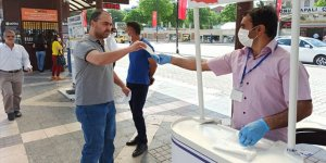 Malatya'da maske takma zorunluluğu başladı