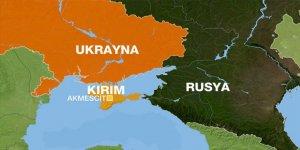 Ukrayna, Kerç krizi nedeniyle Rusya'yı uluslararası mahkemeye veriyor