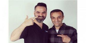 Ersin Korkut'un saç ekim uzmanı Aziz Aksöz organik saç ekimini anlattı