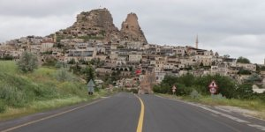 Kapadokya'da en sessiz bayram