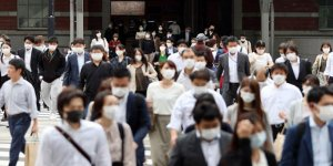 Japon hükümetinden 'seyahata çık' kampanyası