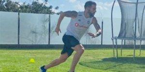 Negredo'nun Beşiktaş aşkı bitmemiş!