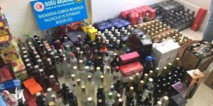 Ticaret Bakanlığı: '668 litre sahte alkollü içki ele geçirildi'