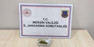 Mersin'de jandarma uyuşturucu kullanımına göz açtırmıyor