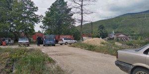 Orman muhafaza aracına silahla ateş eden şahıs gözaltına alındı