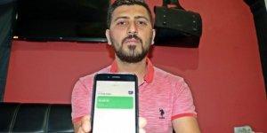 Kapora yerine hesabının ekran resmini attı, 130 bin lirasından oldu
