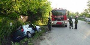 Kütahya'daki kazada yaralananlar var