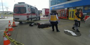 Katil zanlısı öldürdüğü kişinin otomobilini alıp kaçtı
