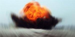 Resulayn'da bomba yüklü motosiklet patladı: 1 ölü