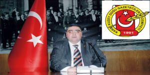 KKDGC Başkanı Daşdelen'in Dünya Basın Özgürlüğü Günü mesajı