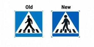 Finlandiya'da 'cinsiyetsiz'' yeni trafik işaretleri dönemi