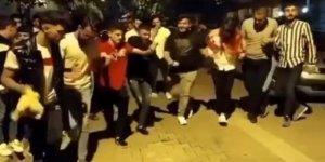 İstanbul'da asker uğurlama eğlencelerinde dehşete düşüren görüntüler