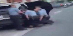 Floyd cinayeti zanlısı 3 polise 750 bin dolar kefalet