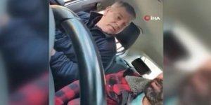 İngiltere'de Pakistanlı taksi şoförüne ırkçı söylemler