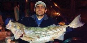 ABD'de balık tutmak için nehre açılan Türk kayboldu