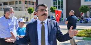 'Naim Süleymanoğlu Spor Kompleksi' açıldı