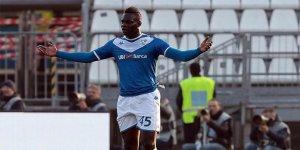 Brescia, Balotelli'nin sözleşmesini feshetti