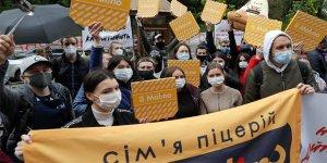 Ukrayna'da 5 binden fazla sağlık çalışanına korona virüs bulaştı