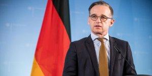 Almanya Dışişleri Bakanı Maas'tan seyahat uyarısı