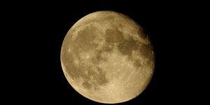 Ayın en ihtişamlı hali: Dolunay
