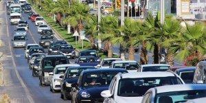 Bodrum'a 700 bin tatilci akın akın geliyor