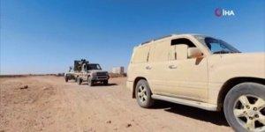 Libya özel kuvvetlerinden Sirte'ye askeri sevkiyat
