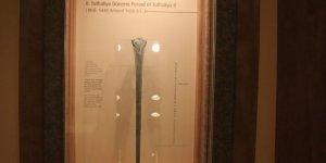 Dünyada eşi bulunmayan Hitit kılıcı İstanbul'da görücüye çıkıyor