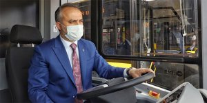 Bursa'nın otobüs filosu yenilenerek gençleşti