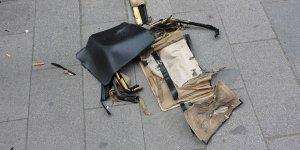 Karaköy'de şüpheli çanta paniği