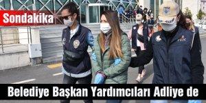 Kars Belediye Başkan Yardımcıları Adliyeye Sevk Edildi