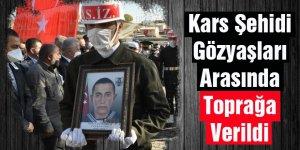 Şehit Er Volkan Soy Memleketi Kars'ta Toprağa Verildi