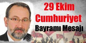 Yıldırım'ın 29 Ekim Cumhuriyet Bayramı Mesajı