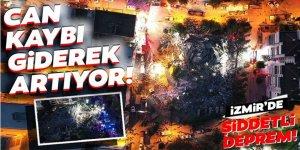 İzmir'deki Depremin Ardından Yaralı Sayısı 500'ü Aştı!