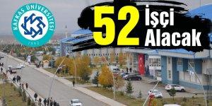 Kafkas Üniversitesi 52 İşçi Alacak