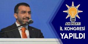 AK Parti İl Kongresi Yapıldı