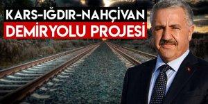 Kars-Iğdır-Nahçıvan Demiryolu Projesi