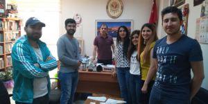 Yaşar Kop'un öğrencileri tasarrufa dikkat çekti