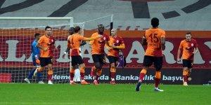 Galatasaray evinde Hatayspor'u 3-0 mağlup etti