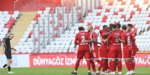 Fraport TAV Antalyaspor: 1 - MKE Ankaragücü: 0