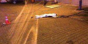 Başakşehir Eskoop sanayi sitesinde şüpheli ölüm
