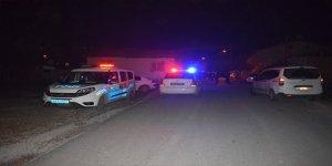 Komşuların kavgasında araca pompalı tüfekle saldırı